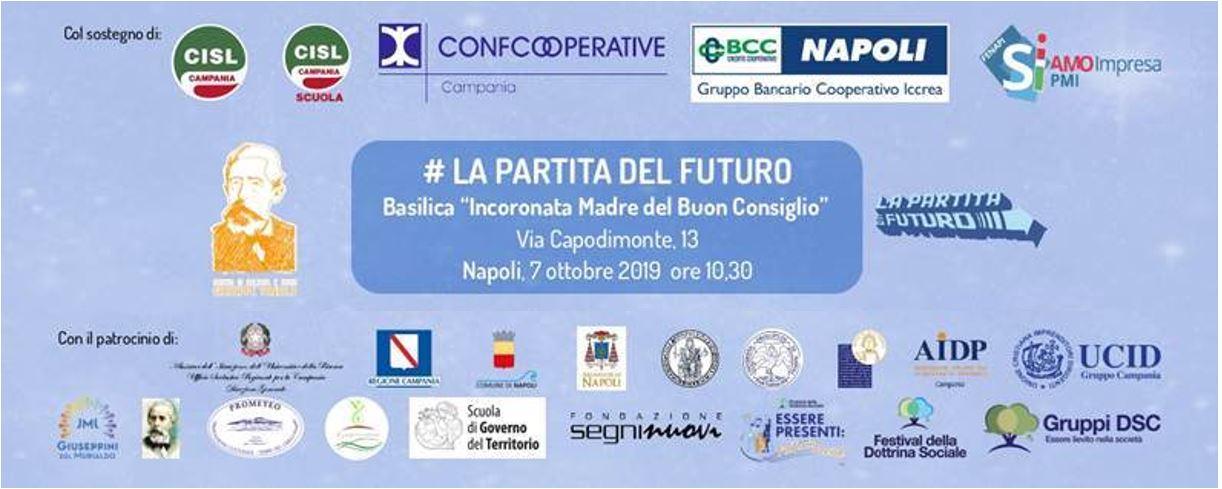 Presentazione della #Partita del futuro