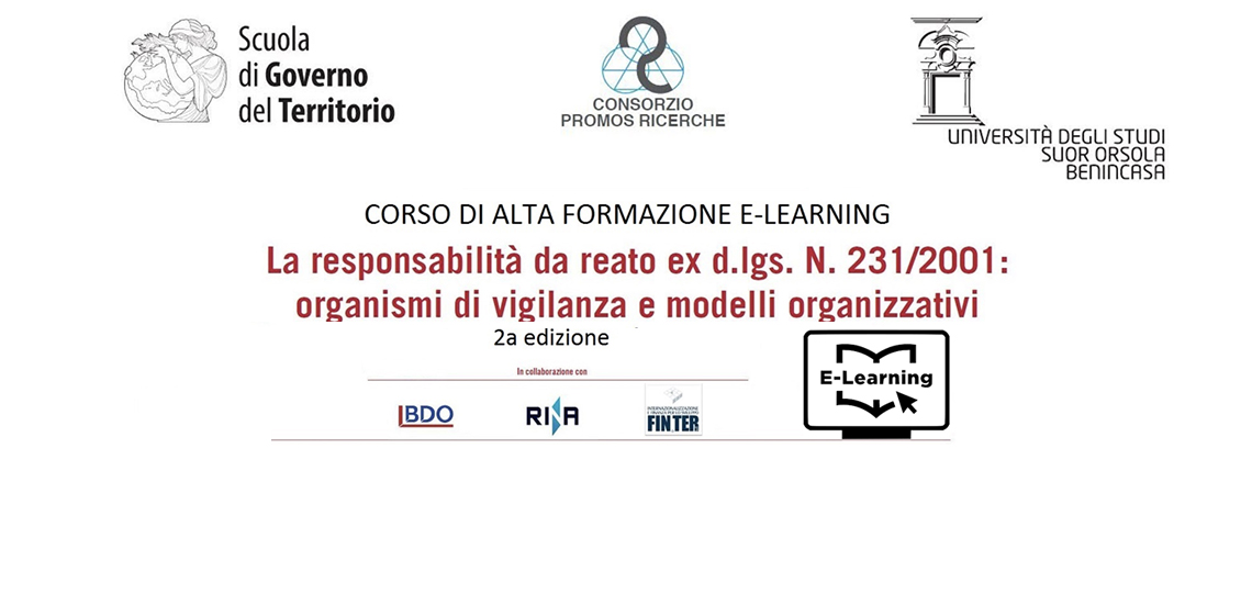 Corso 231 elearning